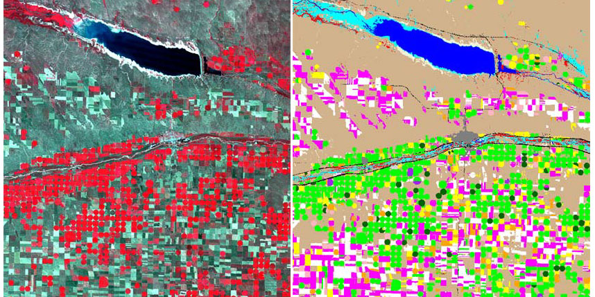 Land Use Mapping images